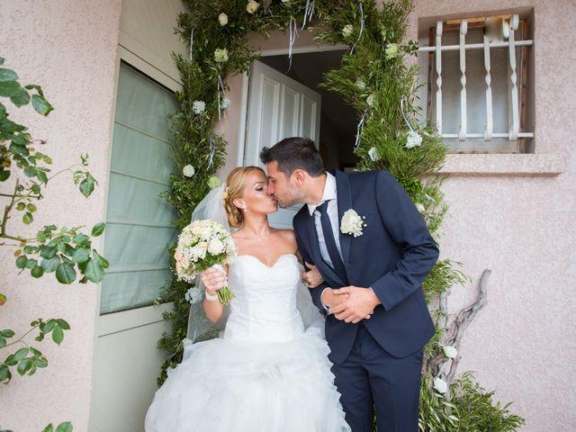 Le mariage de Adrien et Anaïs à Bastia, Corse 12