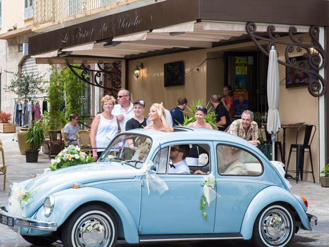 Le mariage de Adrien et Anaïs à Bastia, Corse 14