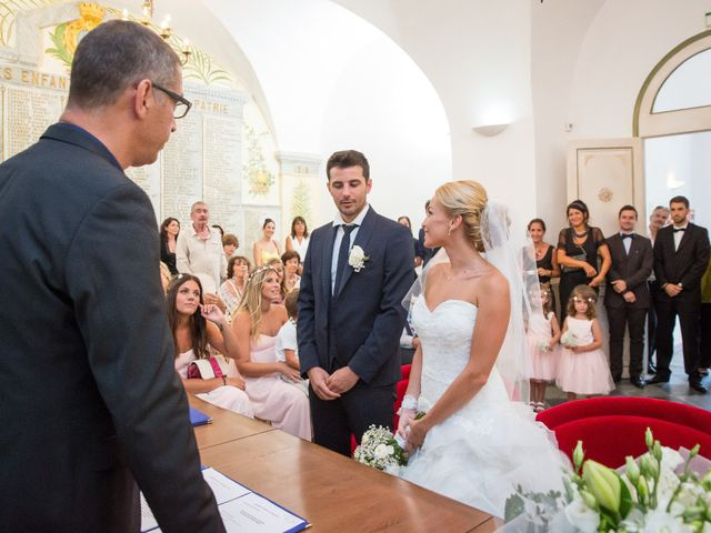 Le mariage de Adrien et Anaïs à Bastia, Corse 17