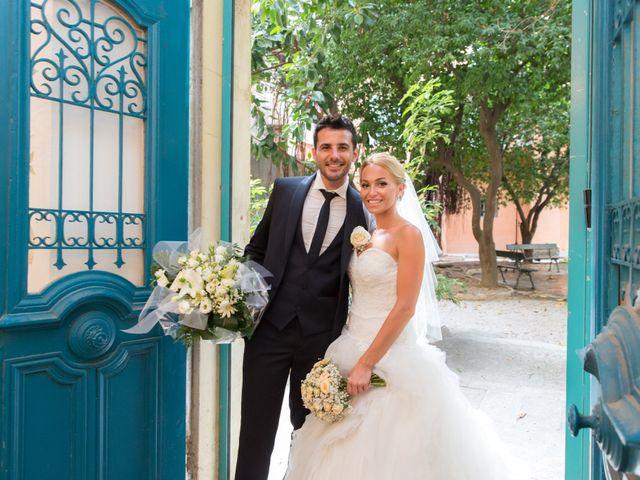 Le mariage de Adrien et Anaïs à Bastia, Corse 19