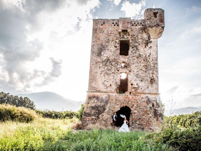 Le mariage de Adrien et Anaïs à Bastia, Corse 30