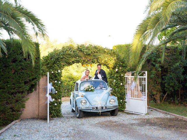 Le mariage de Adrien et Anaïs à Bastia, Corse 39