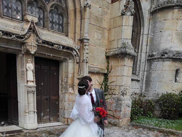 Le mariage de Albin et Apolline à Sylvains-les-Moulins, Eure 5