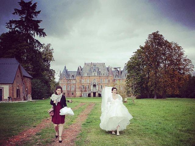 Le mariage de Albin et Apolline à Sylvains-les-Moulins, Eure 11
