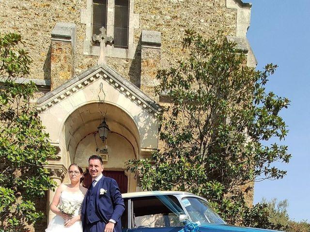 Le mariage de Stéphane  et Marion à Sainte-Geneviève-des-Bois, Essonne 2