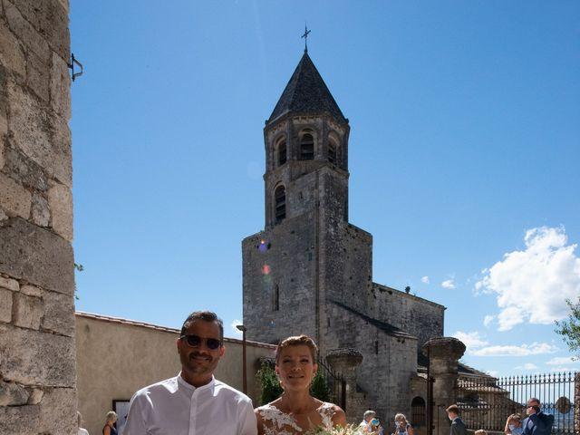 Le mariage de Lionel et Sandie à La Garde-Adhémar, Drôme 6