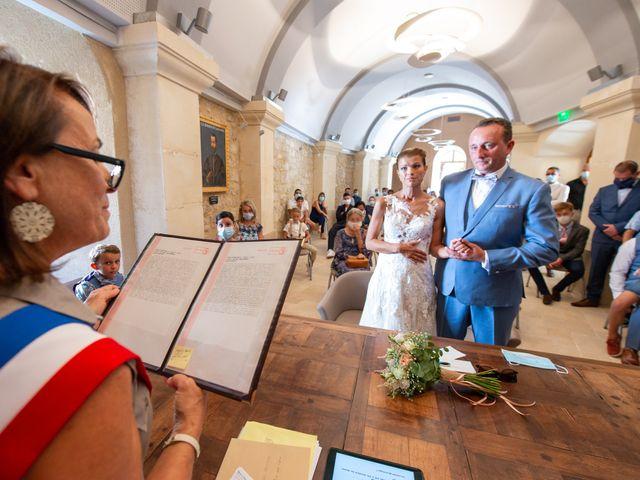 Le mariage de Lionel et Sandie à La Garde-Adhémar, Drôme 8