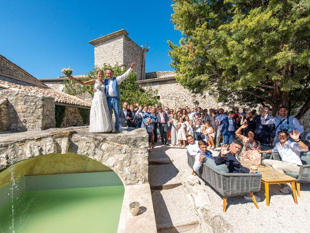 Le mariage de Lionel et Sandie à La Garde-Adhémar, Drôme 12
