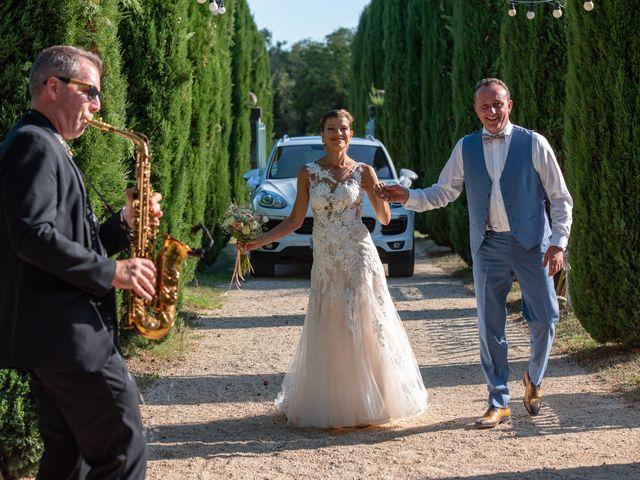 Le mariage de Sandie et Lionel