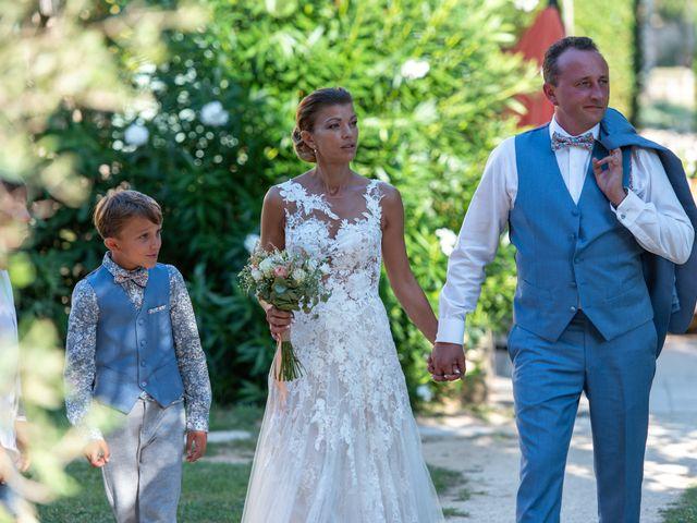 Le mariage de Lionel et Sandie à La Garde-Adhémar, Drôme 2