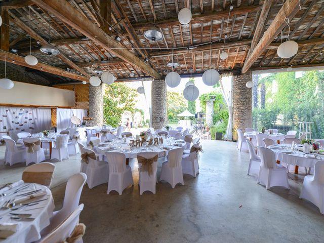 Le mariage de Lionel et Sandie à La Garde-Adhémar, Drôme 21