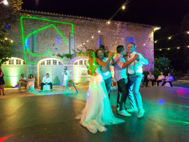 Le mariage de Lionel et Sandie à La Garde-Adhémar, Drôme 36