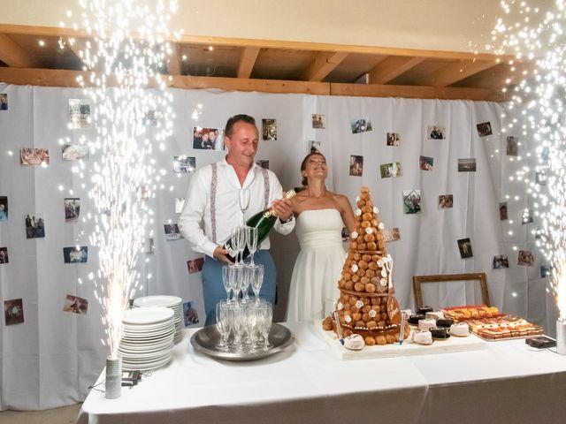 Le mariage de Lionel et Sandie à La Garde-Adhémar, Drôme 38