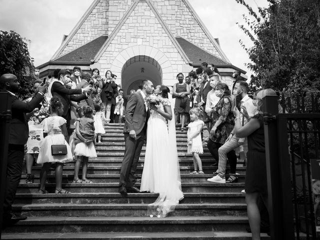 Le mariage de Jean-Luc et Beatrice à Paris, Paris 37