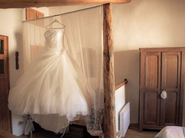 Le mariage de Stephane et Séverine à Saint-Benoit, Alpes-de-Haute-Provence 1