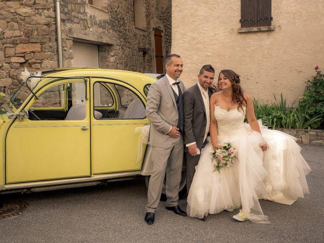 Le mariage de Stephane et Séverine à Saint-Benoit, Alpes-de-Haute-Provence 9