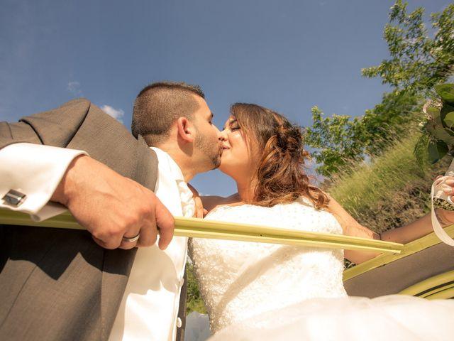 Le mariage de Stephane et Séverine à Saint-Benoit, Alpes-de-Haute-Provence 10