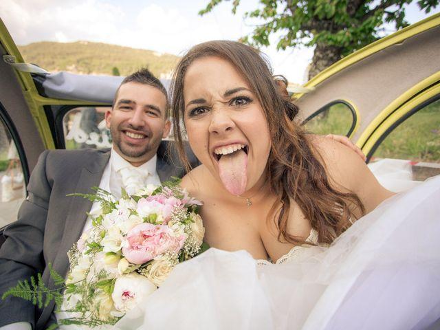 Le mariage de Stephane et Séverine à Saint-Benoit, Alpes-de-Haute-Provence 12