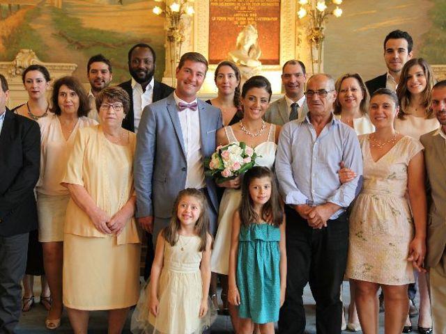 Le mariage de Jean-Baptiste et Sofia à Le Coudray-Montceaux, Essonne 1