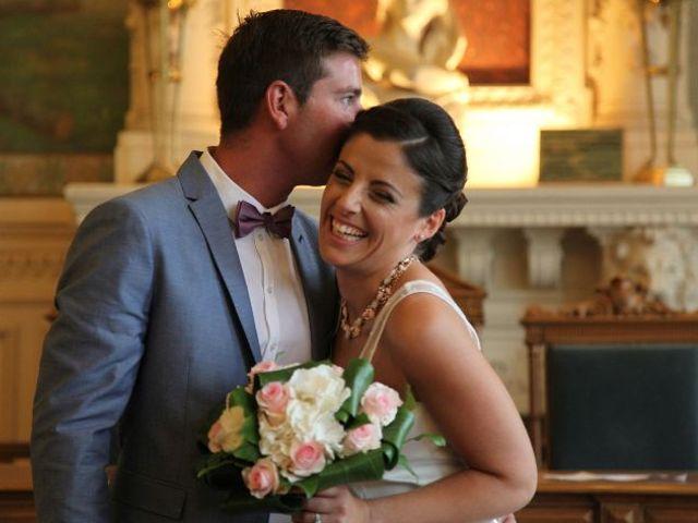 Le mariage de Jean-Baptiste et Sofia à Le Coudray-Montceaux, Essonne 2