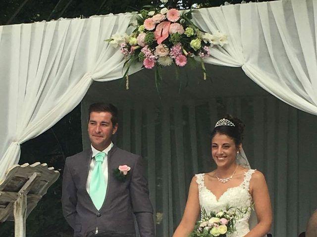 Le mariage de Jean-Baptiste et Sofia à Le Coudray-Montceaux, Essonne 6