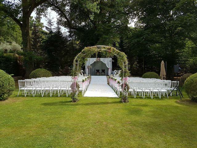 Le mariage de Jean-Baptiste et Sofia à Le Coudray-Montceaux, Essonne 7