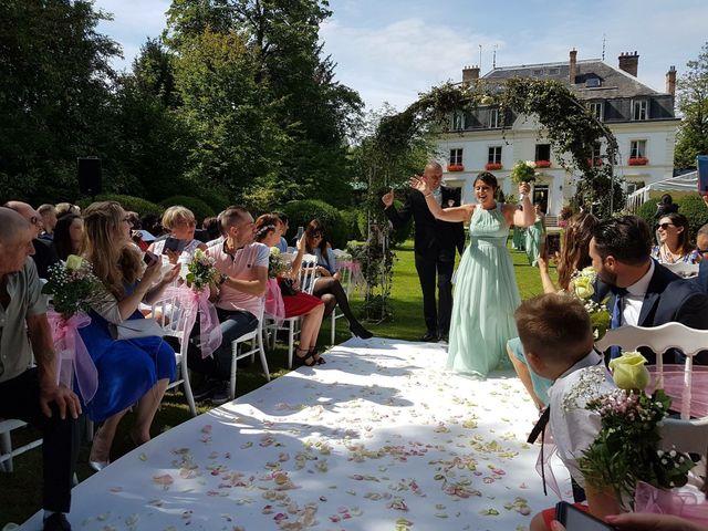 Le mariage de Jean-Baptiste et Sofia à Le Coudray-Montceaux, Essonne 8