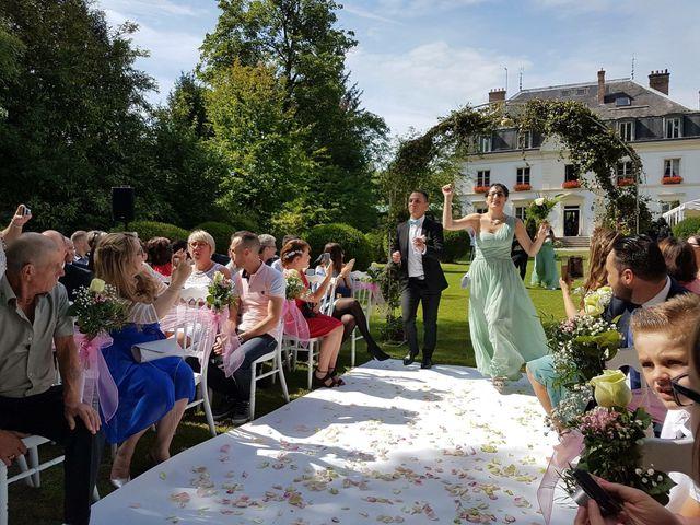 Le mariage de Jean-Baptiste et Sofia à Le Coudray-Montceaux, Essonne 9