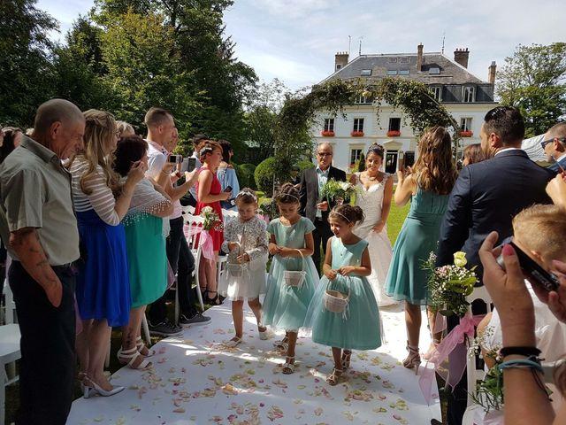 Le mariage de Jean-Baptiste et Sofia à Le Coudray-Montceaux, Essonne 12