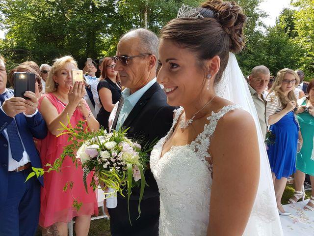 Le mariage de Jean-Baptiste et Sofia à Le Coudray-Montceaux, Essonne 13
