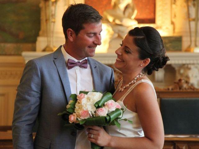 Le mariage de Jean-Baptiste et Sofia à Le Coudray-Montceaux, Essonne 15