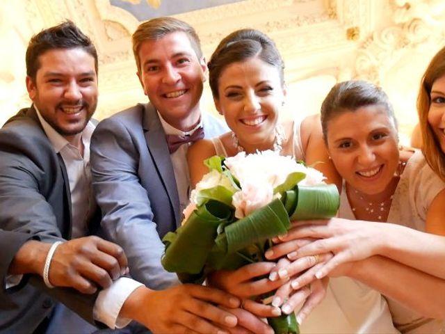 Le mariage de Jean-Baptiste et Sofia à Le Coudray-Montceaux, Essonne 16