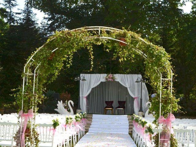 Le mariage de Jean-Baptiste et Sofia à Le Coudray-Montceaux, Essonne 38