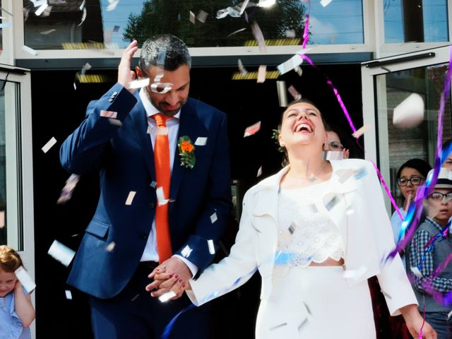 Le mariage de Alexia et Sofien