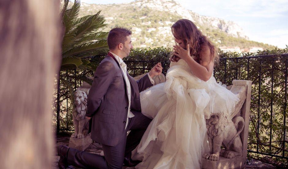 Le mariage de Stephane et Séverine à Saint-Benoit, Alpes-de-Haute-Provence