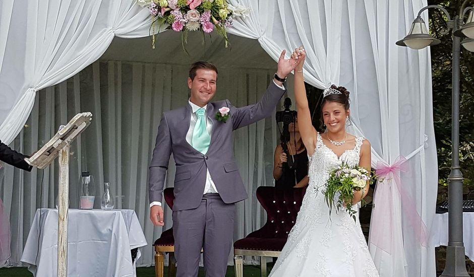 Le mariage de Jean-Baptiste et Sofia à Le Coudray-Montceaux, Essonne