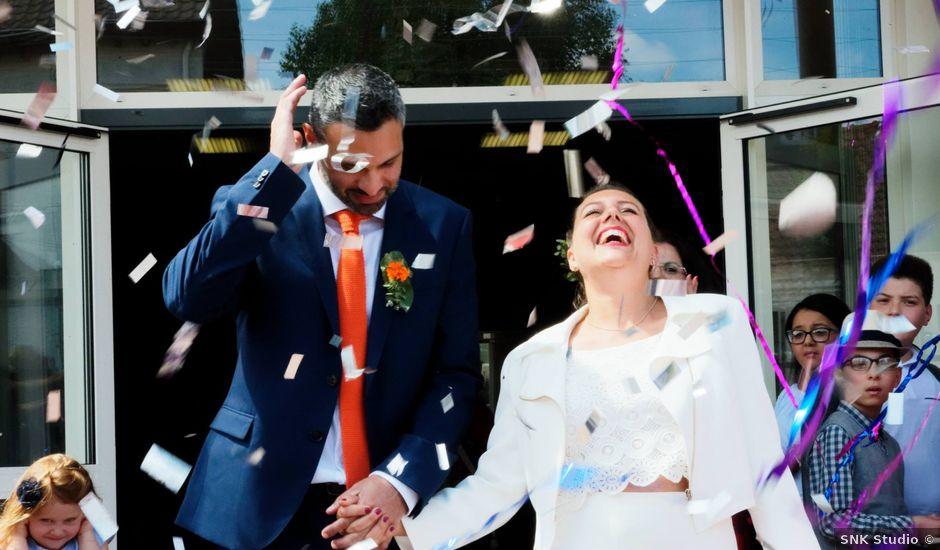 Le mariage de Sofien et Alexia à Abscon, Nord