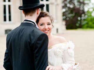 Le mariage de Clémence et Fabien