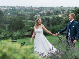 Le mariage de Justine et Emmanuel