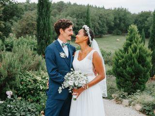 Le mariage de Linsday et Grégoire