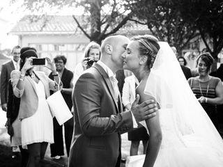 Le mariage de Aurore et Baptiste