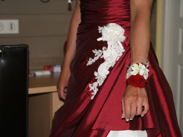 Le mariage de Jennifer et Romain à Voves, Eure-et-Loir 11