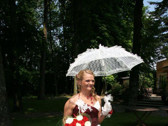 Le mariage de Jennifer et Romain à Voves, Eure-et-Loir 20