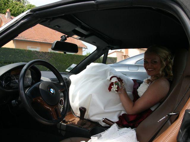 Le mariage de Jennifer et Romain à Voves, Eure-et-Loir 15