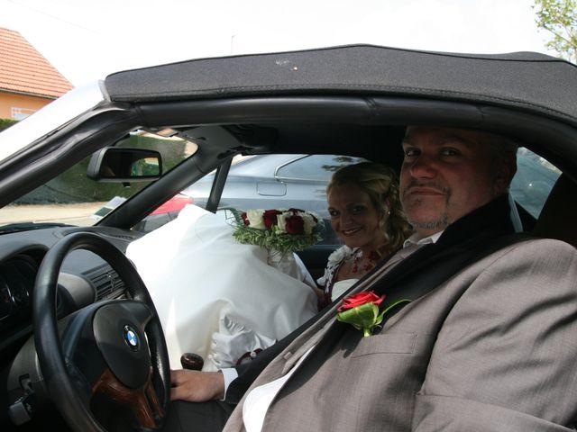 Le mariage de Jennifer et Romain à Voves, Eure-et-Loir 19