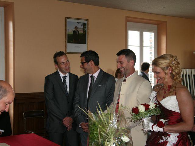 Le mariage de Jennifer et Romain à Voves, Eure-et-Loir 27