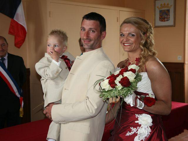 Le mariage de Jennifer et Romain à Voves, Eure-et-Loir 22