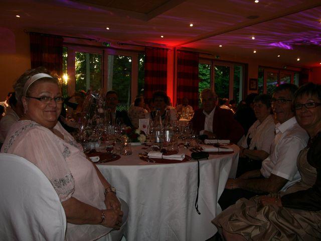 Le mariage de Jennifer et Romain à Voves, Eure-et-Loir 42
