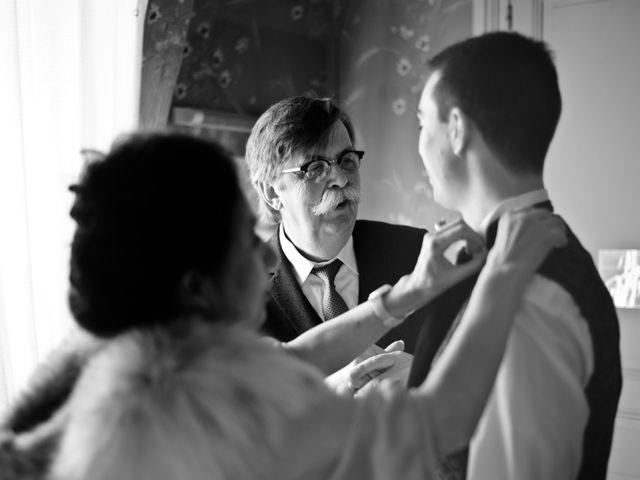 Le mariage de Fabien et Clémence à Gisors, Eure 2