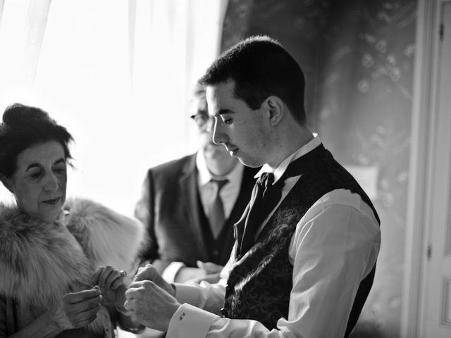 Le mariage de Fabien et Clémence à Gisors, Eure 4